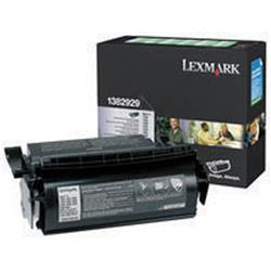 Lexmark Return Programme Optra S 4059 High Yield Label Cartridge Black Ref 1382929 Ref 1382929