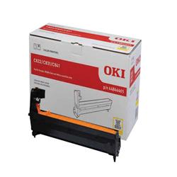 Oki C831/841 EP Toner Image Drum Cartridge Yellow Ref 44844405 Ref 44844405