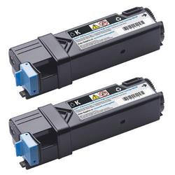 Dell 2150CN/2155CN Toner Cartridge Black Ref 593-11035