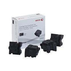 Xerox Colorqube 8700 Ink Stick Black Pk 4 Ref 108R00999
