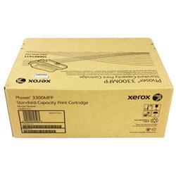 Xerox 3300Mfp Laser Toner Cartridge 4K Black Ref 106R01411