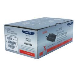Xerox Toner Cartridge Standard Capacity Black Ref 109R00746