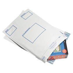 Postsafe Extra Strong Polythene Envelope 400x430mm Opaque Pack of 100 Ref P27