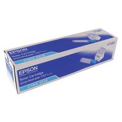 Epson Toner Cartridge AL-CX21NF Cyan Ref C13S050318