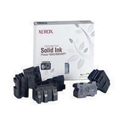 Xerox Phaser 8860/8860Mfp Solid Ink Stick Black Pk 6 Ref 108R00749