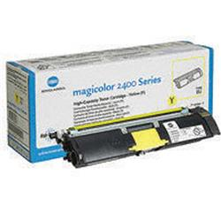 Konica Minolta Magicolor 2430Dl/2400W/2500W Toner Cartridge High Capacity Yellow Ref 1710589-005