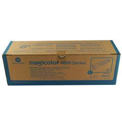 Konica Minolta Magicolor 4650 High Yield Laser Toner Cartridge 8K Cyan A0Dk452
