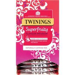 Twinings Teabags Pure Variety Pyramid Pack 6 Varieties Ref F12656 [15 Bags per box]