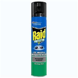 Raid Fly & Wasp Killer Aerosol 300ml Ref 77065