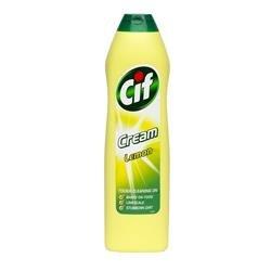 Cif Professional Cream Cleaner Lemon 500ml Ref 1005046