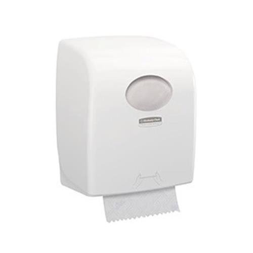 Hand Towel Dispenser B Q: AQUARIUS 7955 Rolled Hand Towel Dispenser White Ref 7955