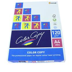 Color Copy Copier Paper Premium Super Smooth 120gsm A4 White – 250 Sheets