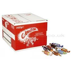 Celebrations Chocolates Assorted Flavours 2432g Bulk Case Ref 611635