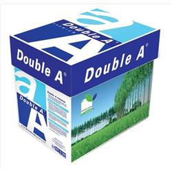 Double A Premium Copier Paper Multifunctional Ream-Wrap 80gsm A4 White Ref 218140800612752 [5 x 500 Sheets]