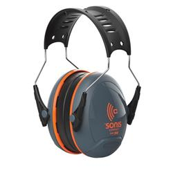 JSP Sonis Compact Ear Defenders Medium Attenuation Ref AEB030-0AY-0G1