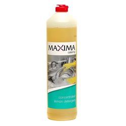 Maxima Washing Up Liquid Lemon 1 Litre Ref 1015004