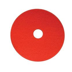 Maxima Floor Pads 17inch White Ref 0701002