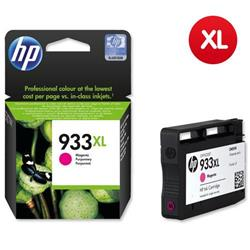 HP 933XL High Yield Magenta Original Ink Cartridge (CN055AE) - Claim £10 Cashback on qualifying purchases!