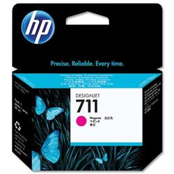 Hewlett Packard (HP) No. 711 Inkjet Cartridge 29ml Magenta Ref CZ131A