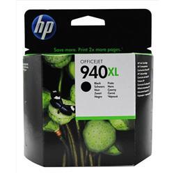 Hewlett Packard HP 940XL Black Officejet Ink Cartridge Ref C4906AE