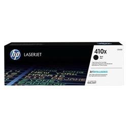 Hewlett Packard (HP) 410X Toner Cartridge High Yield Black Ref CF410X