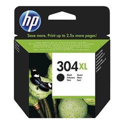 HP 304XL Black Inkjet Print Cartridge Ref N9K08AE