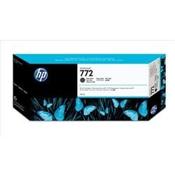 Hewlett Packard HP No. 772 Inkjet Cartridge Designjet 300ml Matte Black Ref CN635A
