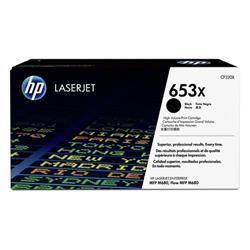 HP 653X LaserJet Enterprise M680 High Yield Black Toner Cartridge 21k Ref CF320X