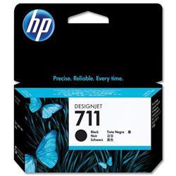 HP 711 Inkjet Cartridge 38ml Black Ref CZ129A