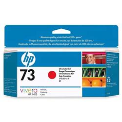 Hewlett Packard (HP) No.73 Inkjet Cartridge 130ml Chromatic Red Ref CD951A