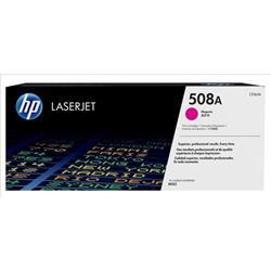 Hewlett Packard HP 508A LaserJet Toner Cartridge Page Life 5000pp Magenta Ref CF363A