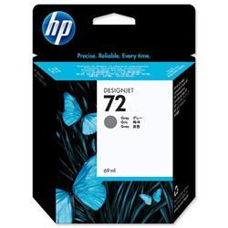 Hewlett Packard HP No 72 Grey Inkjet Cartridge Ref C9401A