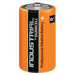 Duracell Industrial Battery Alkaline 1.5V D Ref 81451917 [Pack 10]