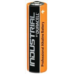 Duracell Industrial Battery Alkaline 1.5V AA Ref 5000832 [Pack 10]