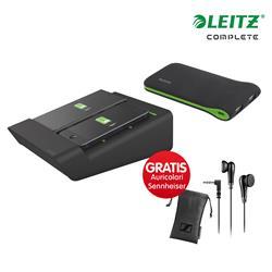 Image of Caricatore portatile USB+Caricatore Duo Leitz Complete+Auricolari
