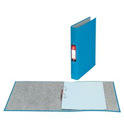 5 Star Office Ring Binders 2 O-Ring Size 25mm A4 Blue [Pack 10]