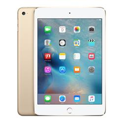 Apple iPad Mini 4 Wi-Fi 128GB 8MP Camera 1.2MP Webcam Gold Ref MK9Q2B/A
