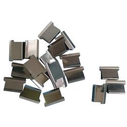 5 Star Office Ultra Clip 40 Refills Steel [Box 200]