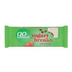 GoAhead Strawberry Yogurt Biscuit Bar Ref 0401056 - Pack 24