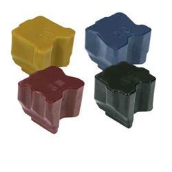 Alpa-Cartridge Comp Xerox PHASER 8560 6x Black 108R00727