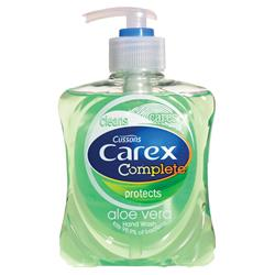 Carex Liquid Soap Handwash with Aloe Vera 250ml