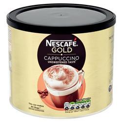 Nescafe Cappuccino Unsweetened Instant Coffee 1 Kg Ref 12144978