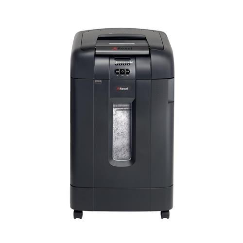 Rexel autoplus 750m large office shredder micro cut p 5 for Best home office shredder uk