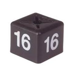 Size Cube Size 16 11x11mm (Pack 50)