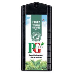 PG Tips Tea Bags Singles Ref A00626 - Pack 160