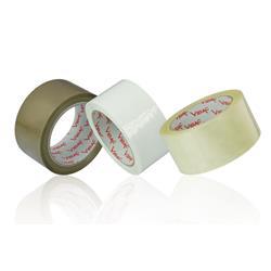 Vibac 105 Polypropylene Tape Hotmelt Clear 28mu 48mm x 66m Packed 36 Ref 105