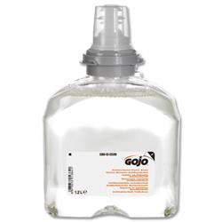 Gojo Foam Soap Hand Wash Refill Antibacterial for TFX Dispenser 1200ml Ref N06249 - Pack 2
