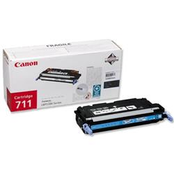 Canon 711 Black Laser Toner Cartridge for i-SENSYS LBP5360 Ref 1660B002