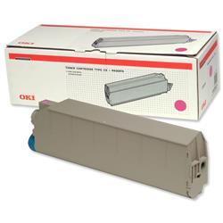 OKI Magenta Toner Cartridge for C9300/C9500 Ref 41963606