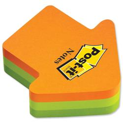 3M Post-It Notes Arrow Block Ref 2007A